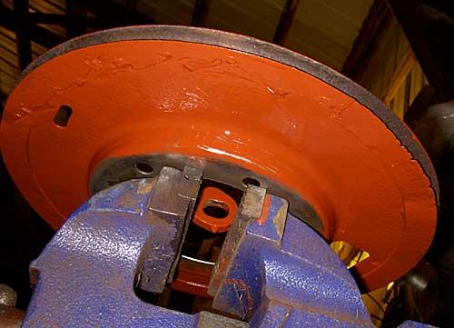 8n Ford Tractor Clutch Stuck : Peachtree prairie farms