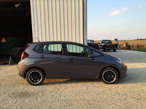 Initial Impressions 16x7 Wheels 205 50r16 Tires